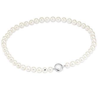 Beispiel: Perlenkette, Foto: Juwelier Binder.