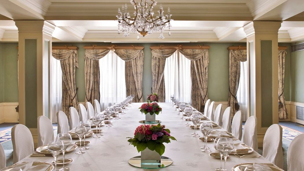 Salón Toledo, ideal para bodas íntimas