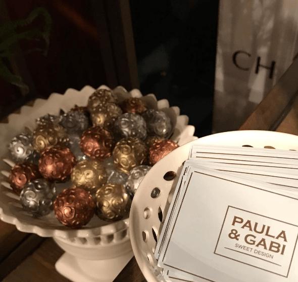 Paula e Gabi Sweet Design