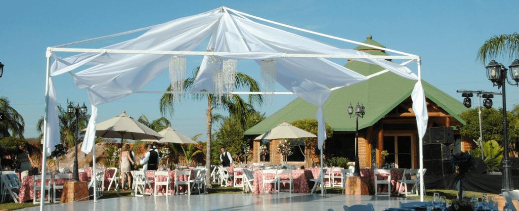 Hacienda para eventos - Foto San Miguel Hacienda