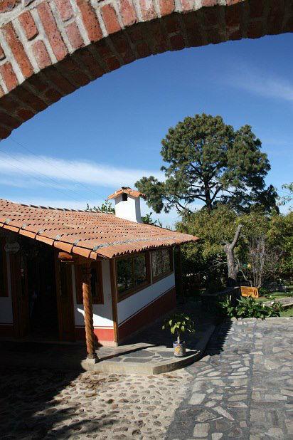 Hotel Huerta Real en Mazamitla, Jalisco