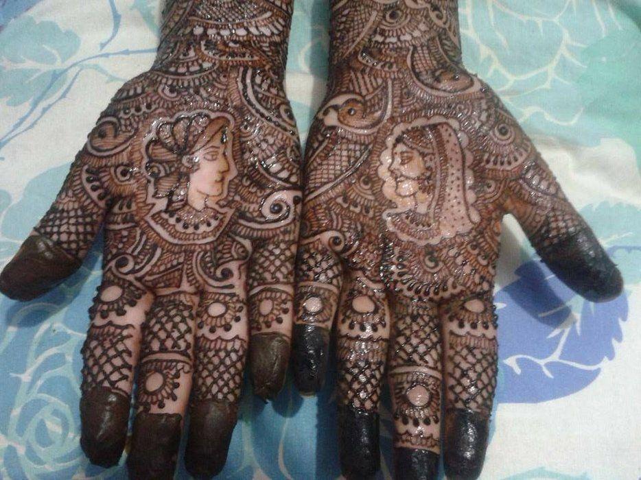 Bridal Mehndi In Bangalore : Bridal mehndi in bangalore