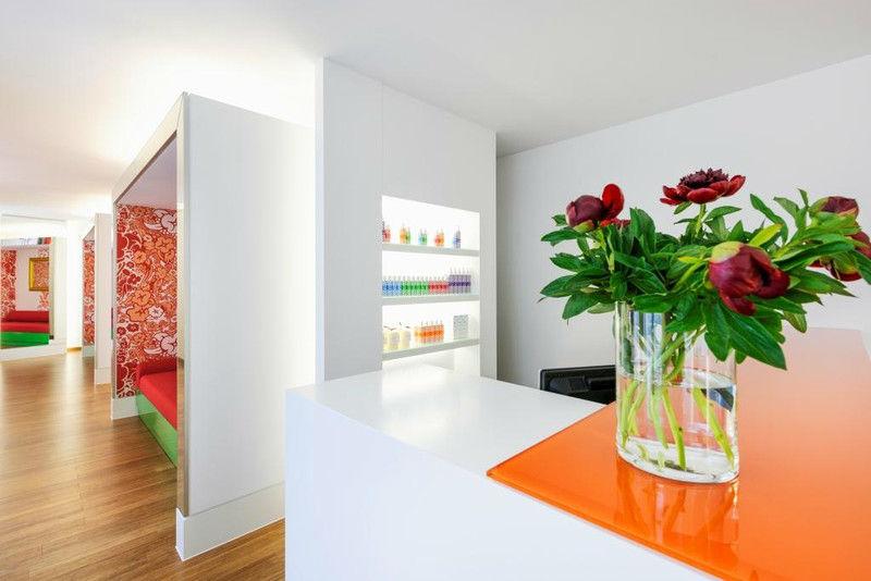 Beispiel: Waxing-Studio, Foto: Wax in the City Augsburg.