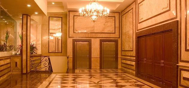 Salón para eventos - Foto Palacio Biarritz