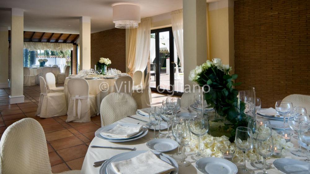 Villa Fogliano Ricevimenti