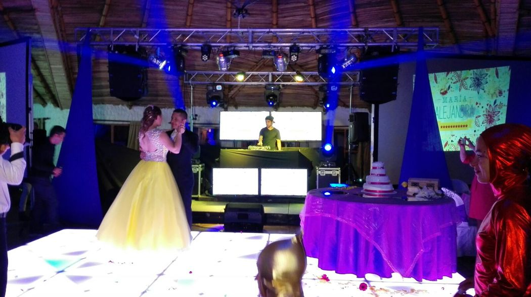 DGON Eventos Luces y Sonido Profesional