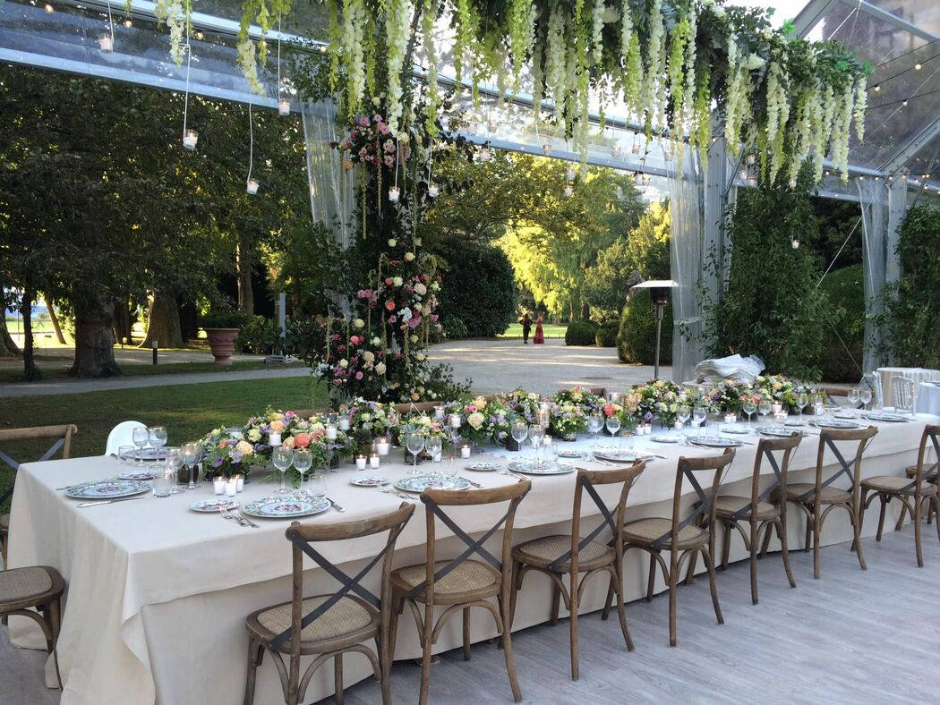 Tuscany Event Style