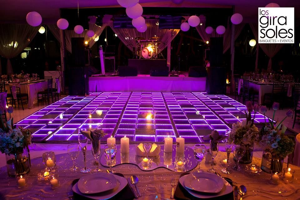 Salón Los Girasoles-Jardín Etten