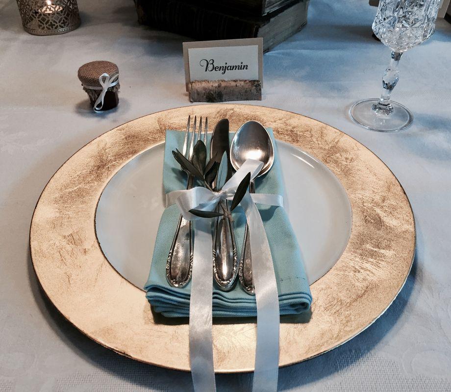 Tisch Dekorationsgegenstände / privat