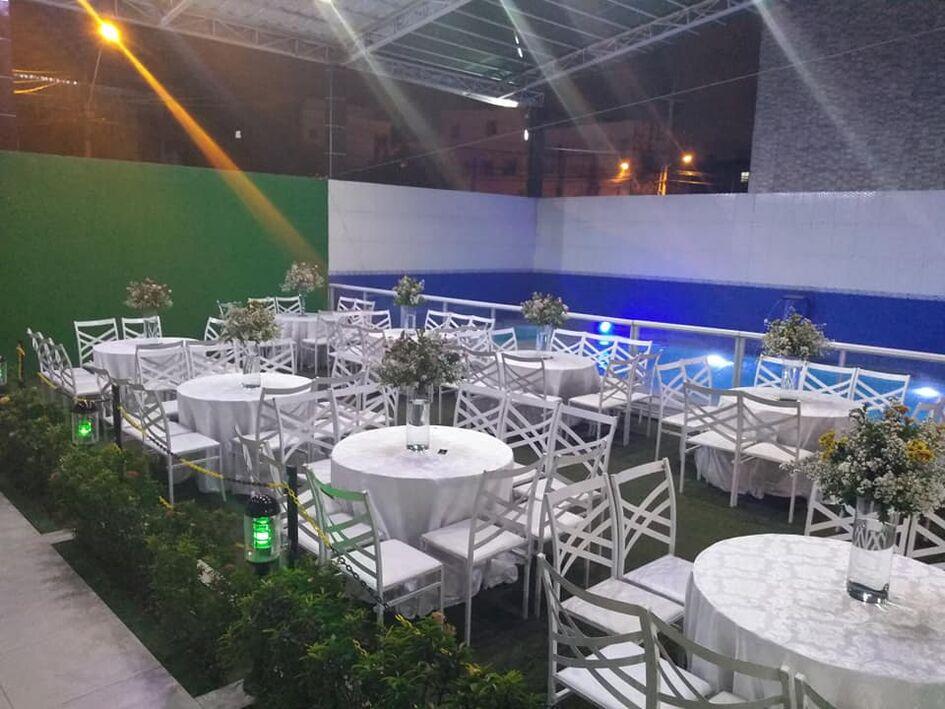 Espaço Santiago's