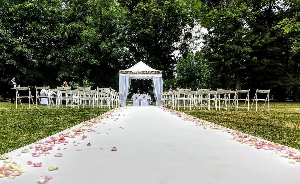 Za kulisami ślubu