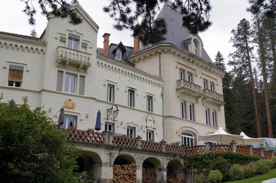 Gîte du Château de la Chomette