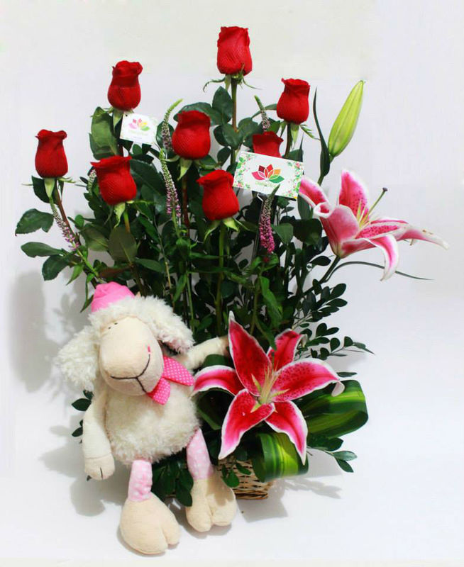 Dama Flor