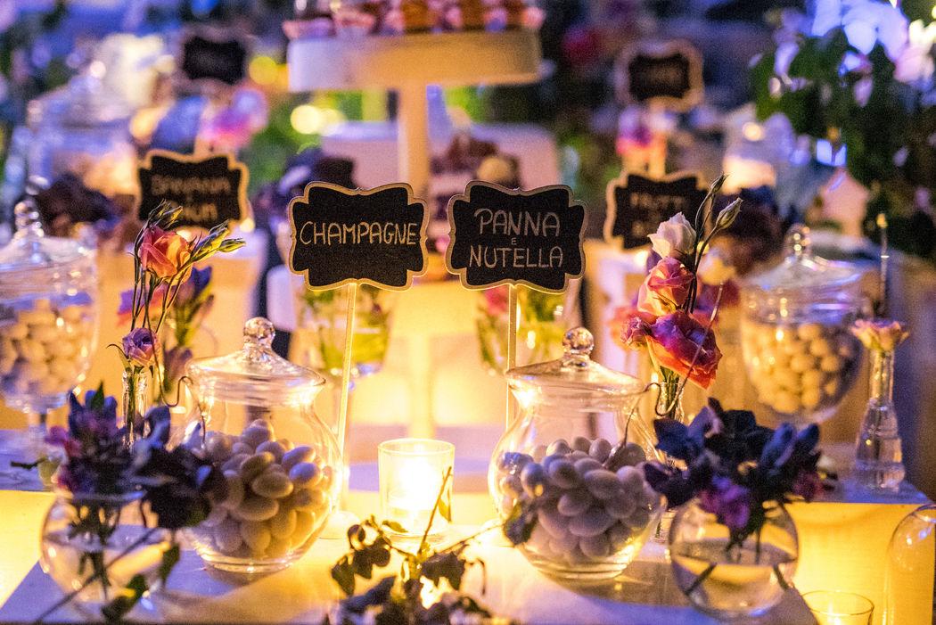 Camilla Commendatore - Wedding Planner & Designer