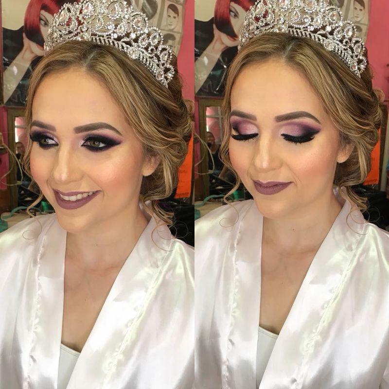 Luisa Longoria Makeup Artist