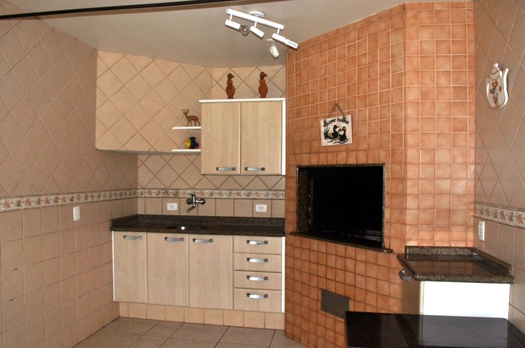 Cozinha Gourmet/ Churrasqueira