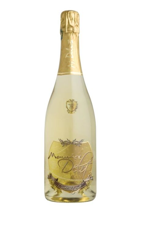 Cuvée Légende 100% pinot blanc vrai. Champagne raffiné intense, d'une extrême finesse; allié à une longueur en bouche inégalée.