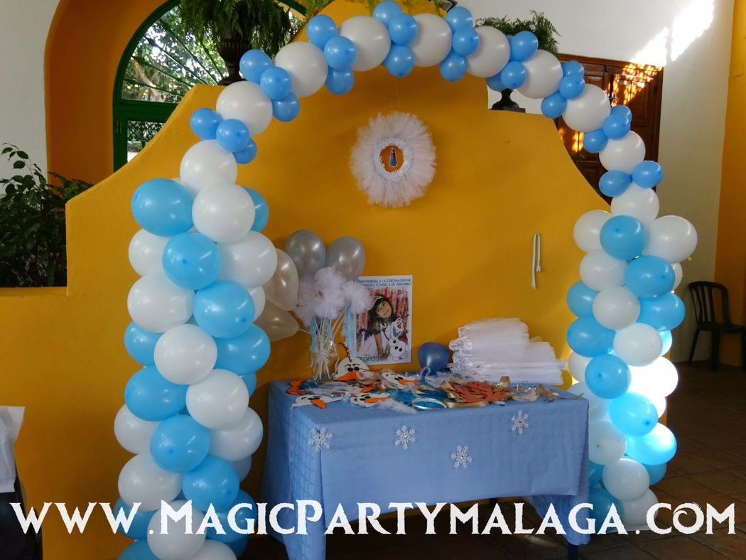 Magic Party Málaga