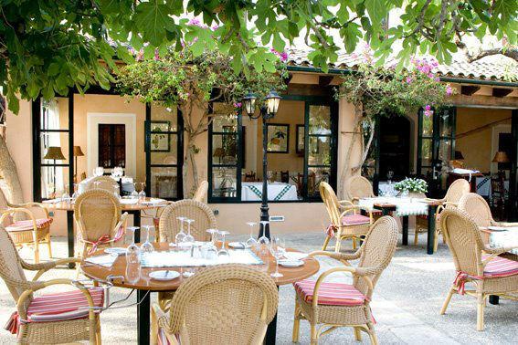 Restaurante Sa Gruta Nova.