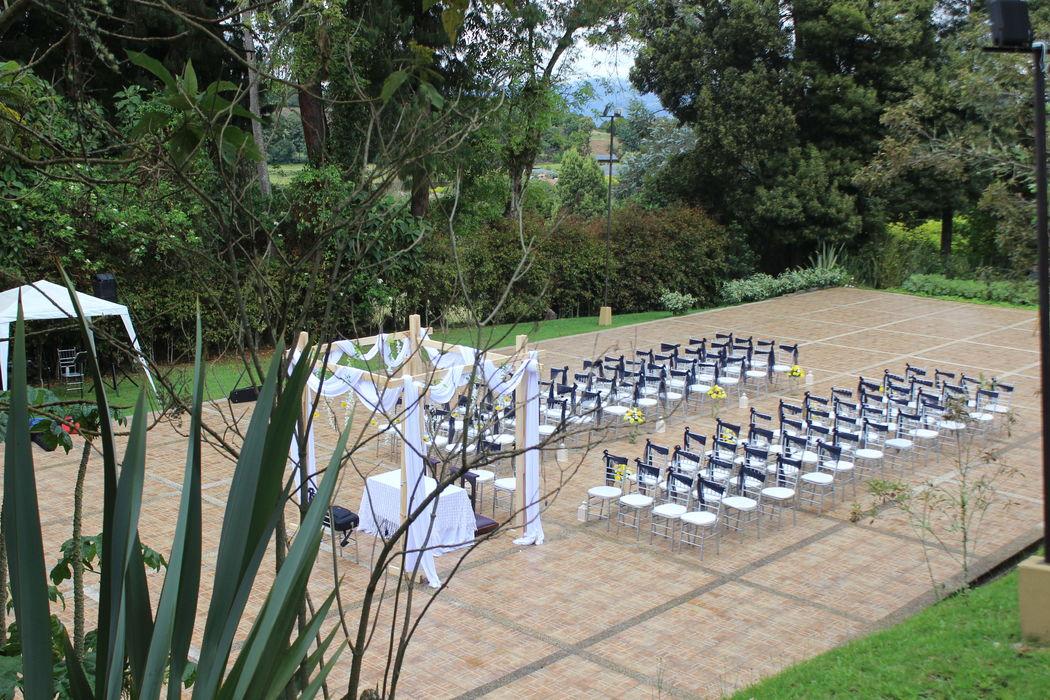 Casa Monasterio - Producción de Eventos