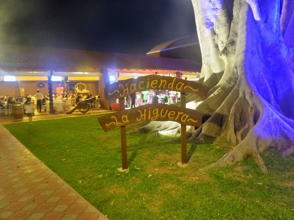 Hacienda La Higuera