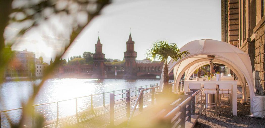 Beispiel: Sonnenterrasse, Foto: 2C SpreeQuartier.