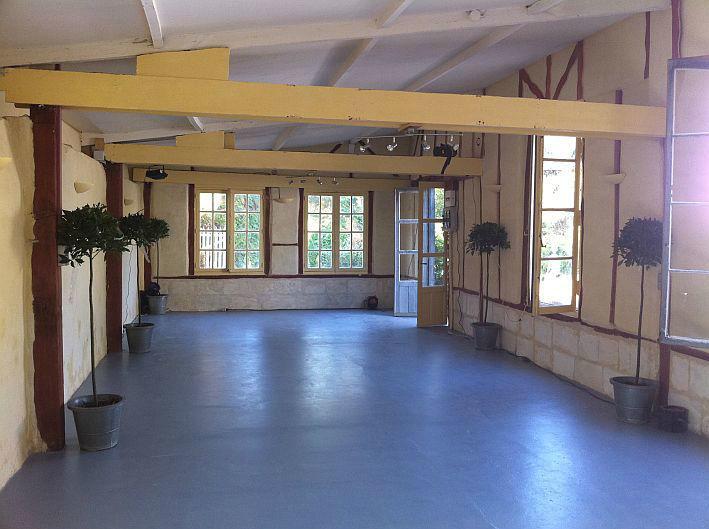 Salle de reception L'Atelier d'Artistes intérieur