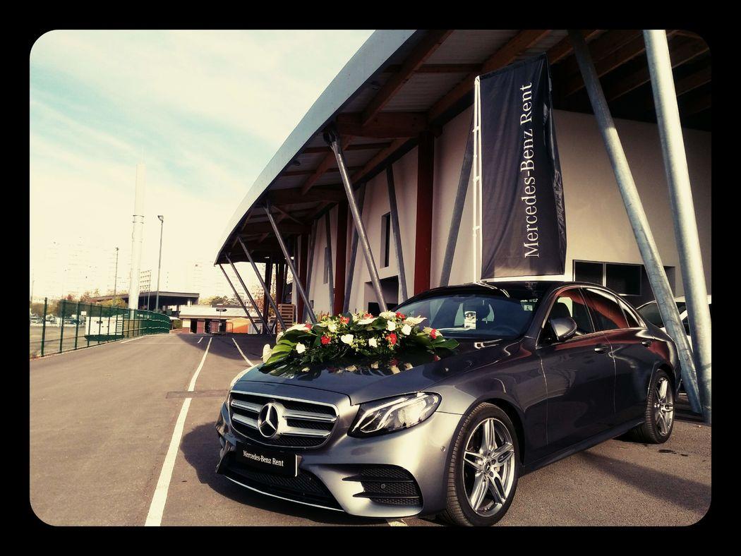 Mercedes-Benz Rent Reims