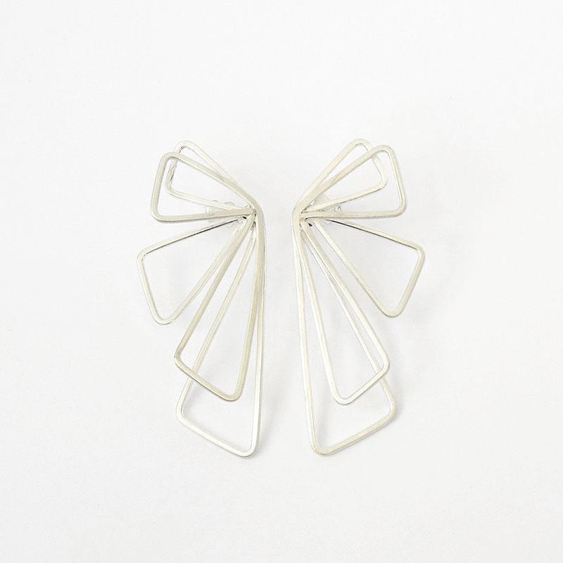 Brinco Voo Duplo - Coleção Mariposa