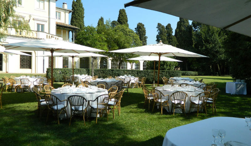 Villa Piccolomini Via Aurelia Antica