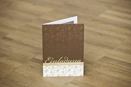 Beispiel: Individuelle Einladungskarten, Foto:  Familieneinladungen.