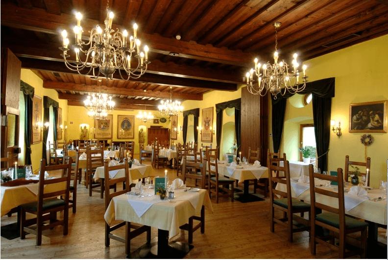 Beispiel: Wappensaal, Foto: Burg Deutschlandsberg.