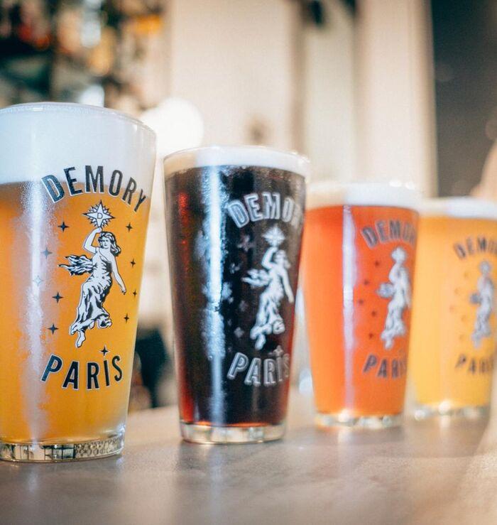 Beer Garden Demory