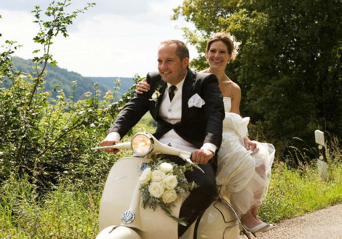 Trendhochzeiten, Foto: Weddinghelfer.