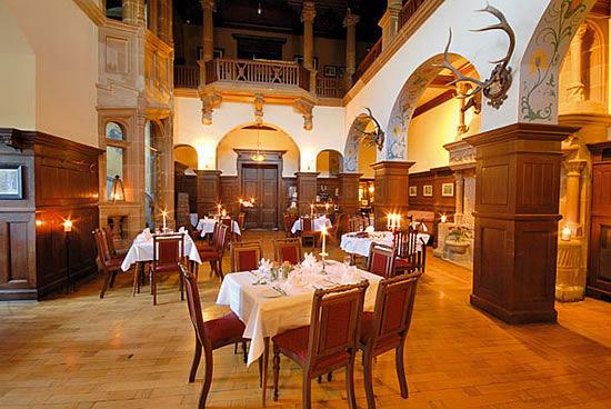 Beispiel: Großer Saal, Foto: Schloss Garvensburg.