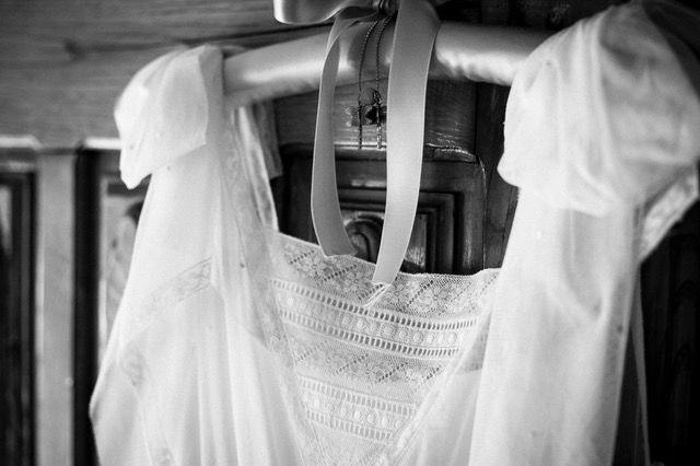 Vestido novia Pilar-Bande-Atelier. Fotografía: Per Rueda