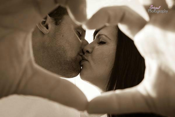 Beispiel: Professionelle Hochzeitsfotografie, Foto: Photography Spiegel.