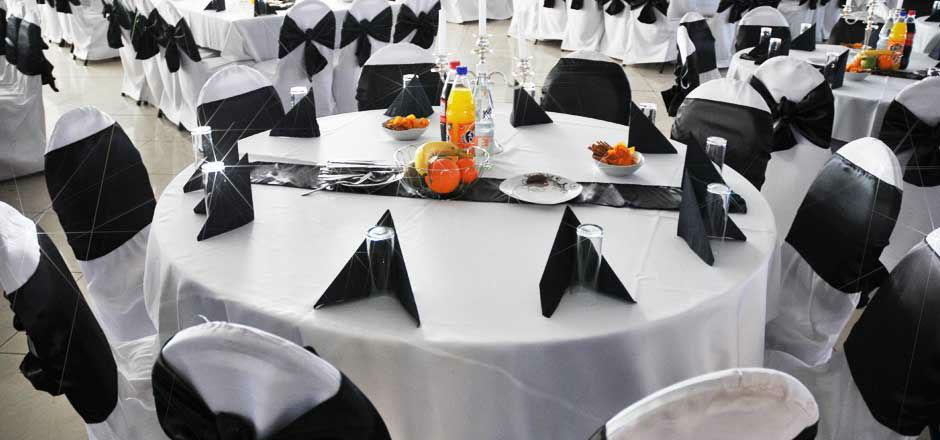 Beispiel: Bankett - Runder Tisch, Foto: Elite Event Center.