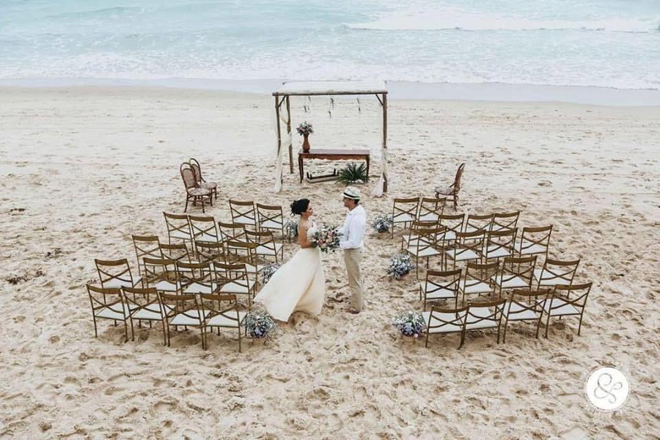 Wedding by Cecília