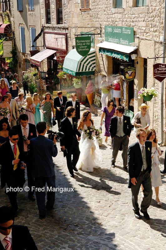 Provence / Sur le chemin de la réception