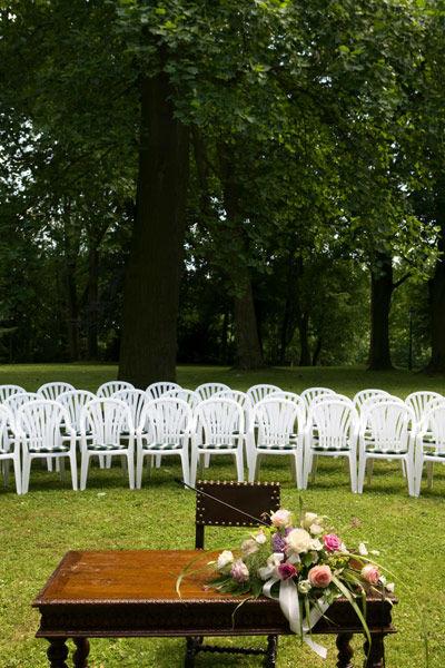 Stilvolle Location, Foto: Ihre Hochzeitsplanerin