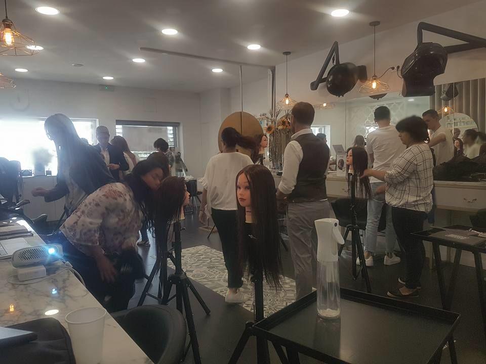 Models Academy & Salon