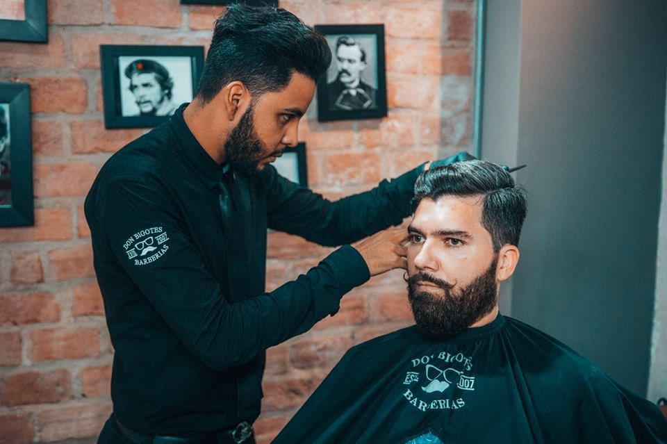 Barbería Don Bigotes