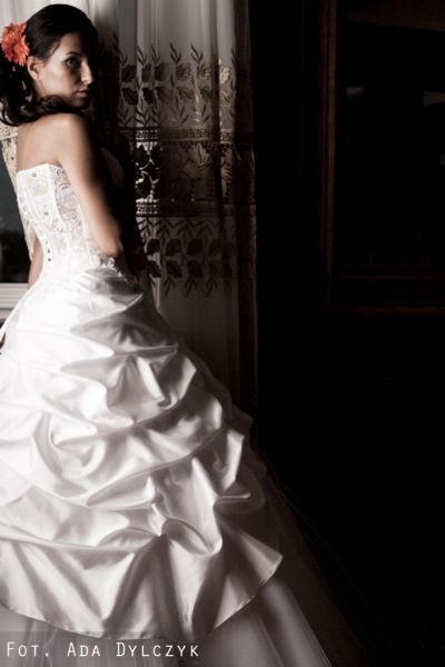 Suknia ślubna z Atelier Glamour