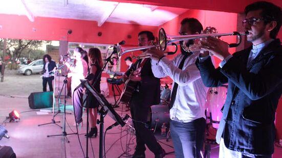 Grupo Cristiano- LUZ Y SAL BAND- Música Cristiana