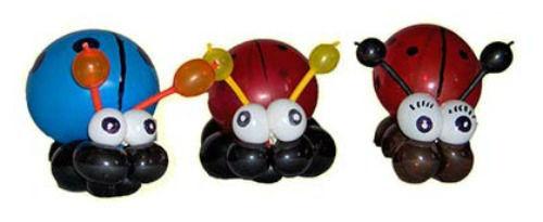 Beispiel: Ballonfiguren, Foto: Ballonkünstler Markus Kaufmann.
