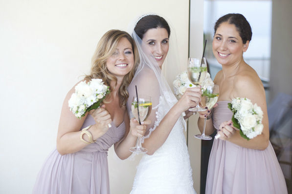 Beispiel: Gruppenbilder, Foto: The Wedding Day Photography.