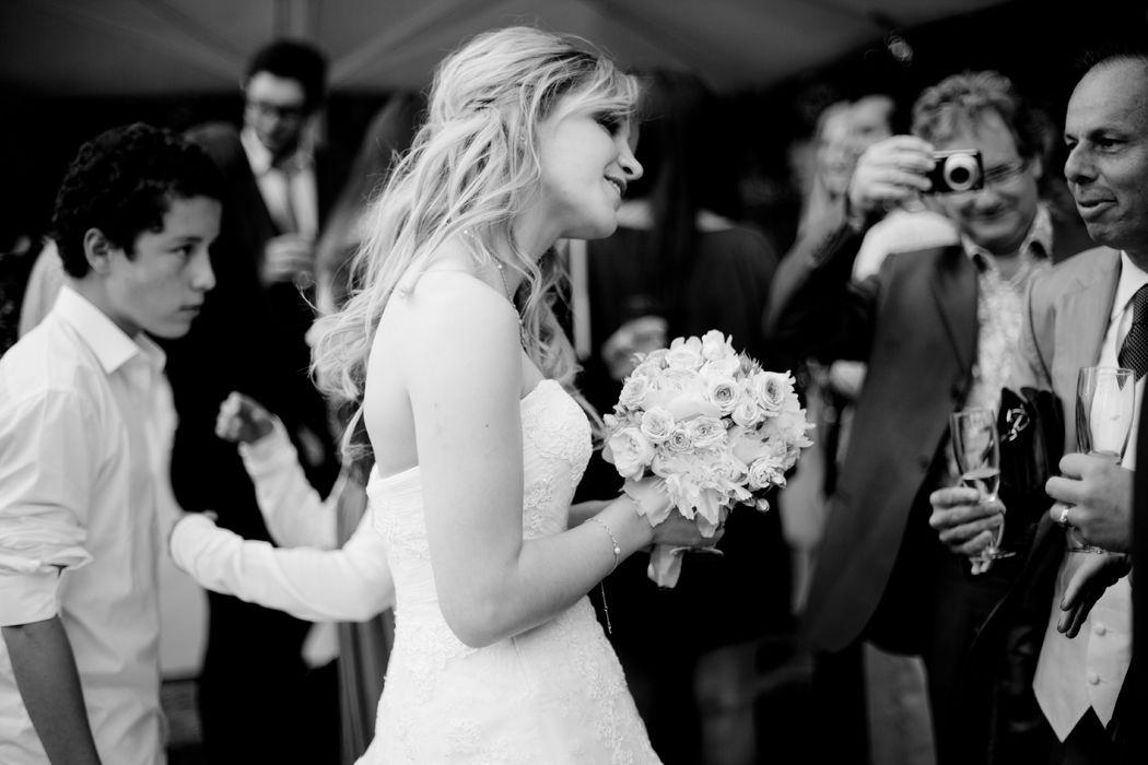 Mariage de Maud & Laurent, Domaine de la Catrache, cérémonie extérieure, Crédit Fanny Dion