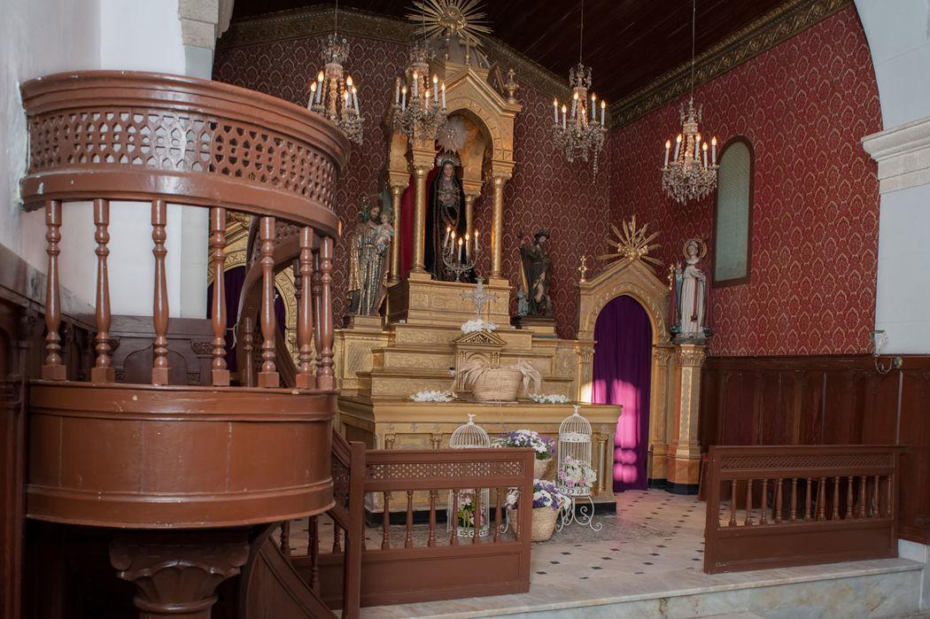 A Capela do Castro