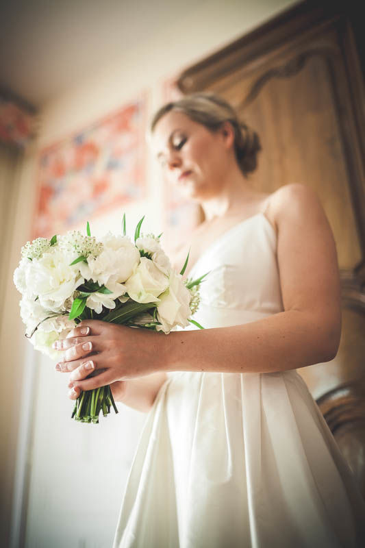 Mariage Taleah et Philippe - Fleurs Catherine Meyjonade  - Crédit photo Fred de Bailliencourt